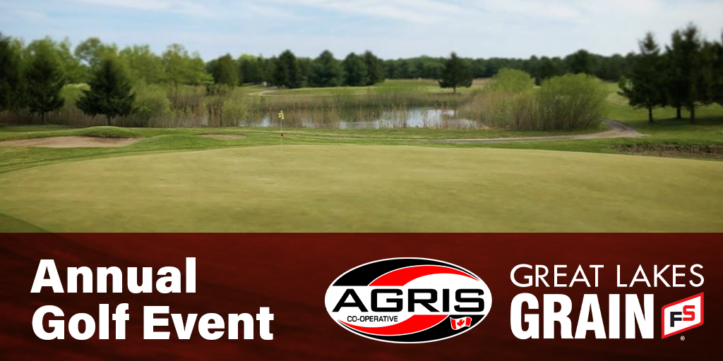 AGRIS - Great Lakes Grain Annual Golf Tournament has been cancelled