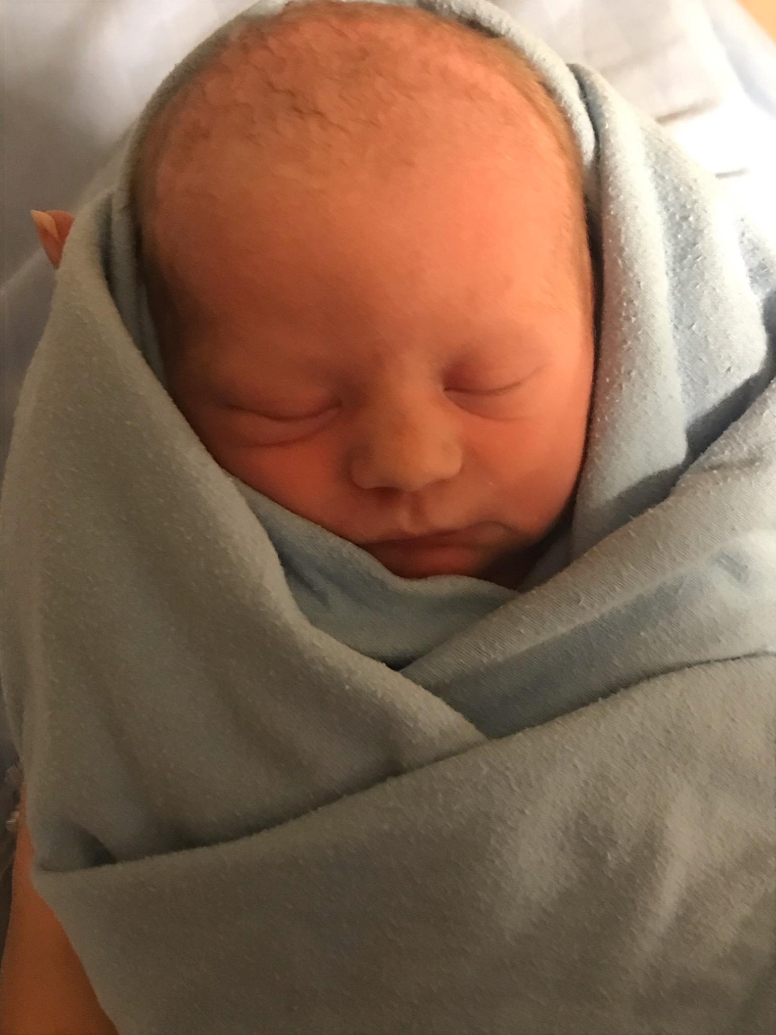 MikeVeenema-baby-GarrettMichaelVeenema.jpg