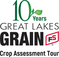 Great Lakes Grain 2019 Crop Assessment Tour News Release and Final Yield Estimates By County